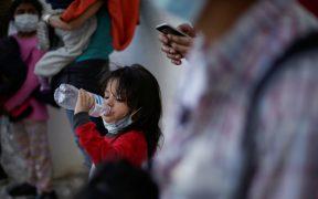 Agua en centro de detención para niños migrantes en Texas podría no ser segura