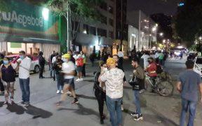 Autoridades ajusta a 5.7 la magnitud del sismo en Guerrero