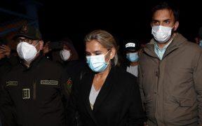 Niegan traslado a la expresidenta de Bolivia, Jeanine Áñez; recibirá atención médica en la cárcel