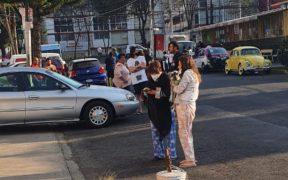 Se activa la alerta sísmica en la Ciudad de Mexico