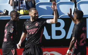 Benzema sigue con buen ritmo goleador. Foto: EFE