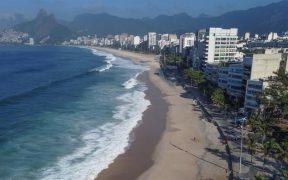 Río de Janeiro cierra sus playas este fin de semana por la pandemia