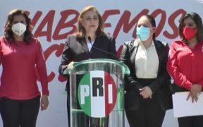 Formaliza registro candidata del PRI a la gubernatura de Chihuahua
