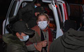 Juez de Bolivia extiende a 6 meses la detención preventiva contra la expresidenta Jeanine Áñez