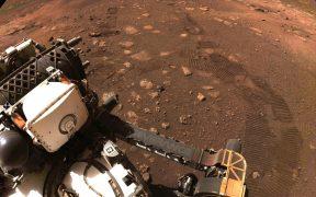 Hallazgos del Perseverance en Marte tienen nombre en navajo