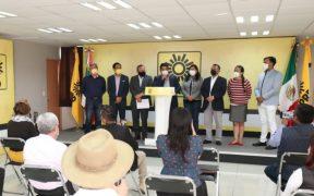 PRD llama al gobierno federal a garantizar seguridad en las elecciones