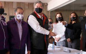 """Morena denuncia a Jorge Hank Rhon, candidato del PES al gobierno de Baja California por """"compra de votos"""""""