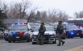 Tiroteo en Colorado deja 10 muertos, entre ellos un oficial de policía, confirman autoridades