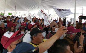 Asignación de candidaturas de Morena eleva las protestas de militantes