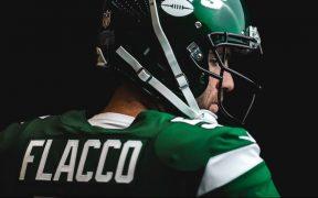 Joe Flacco jugó la temporada pasada con los Jets. Foto: @joeflacco