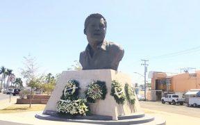 A 27 años del asesinato de Colosio, candidatos en Sonora lo recuerdan