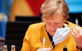 """Alemania suspende confinamiento por Covid en Semana Santa; """"fue un error mío"""", asegura Merkel"""