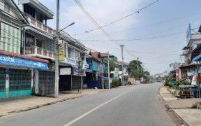 """Birmania se paraliza en una """"huelga de silencio"""" contra la junta militar"""