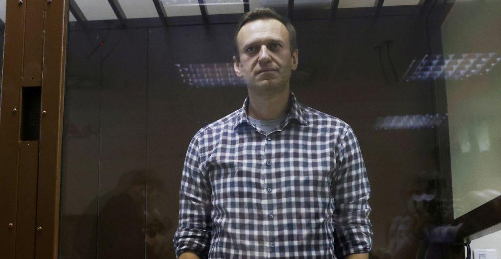 """El estado de salud de Navalny es """"satisfactorio"""", según autoridades rusas"""