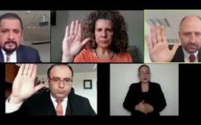 TEPJF halla fondos privados en campaña de Mario Delgado por Morena