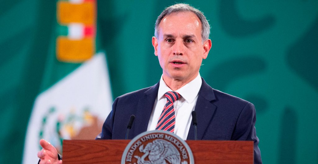 Solicita el senador Francisco Salazar la destitución de López-Gatell