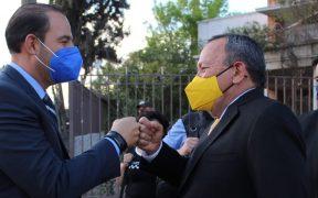 PAN y PRD piden a López Obrador no influir en el caso de Félix Salgado