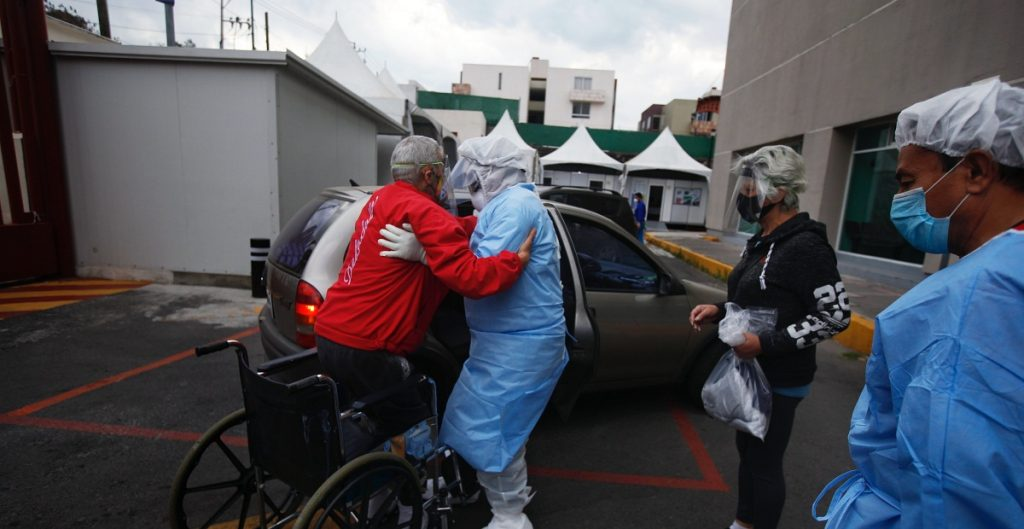 México acumula 2 millones 219 mil contagios de Covid-19