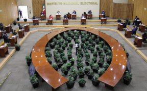 Megafacultades de fiscalización al INE, en 2014; quita candidatos en 2021