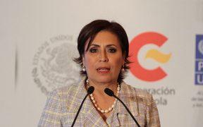 FGR concluye su presentación de pruebas contra Rosario Robles; audiencia se reanudará el sábado