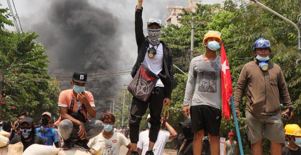 Más de 90 manifestantes son asesinados en Birmania por la junta militar