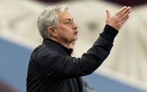 José Mourinho, técnico del Tottenham. Foto: Reuters