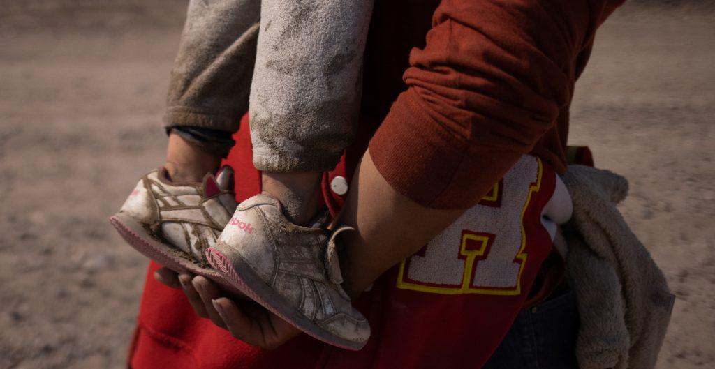 EU prevé la llegada de hasta 25 mil menores migrantes en mayo
