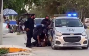 Mujer salvadoreña asesinada por policías en Tulum tenía residencia permanente como refugiada, informó INM