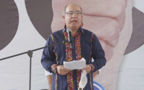 En elecciones está en juego el Estado de derecho, afirma Felipe Calderón