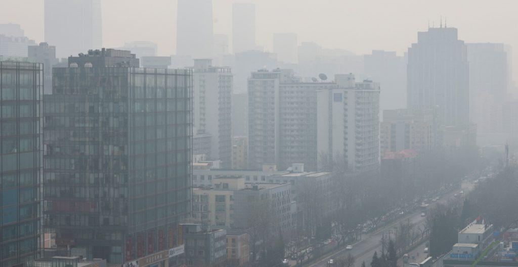 Greenpeace asegura que China no cumple con sus compromisos internacionales para luchar contra el cambio climático
