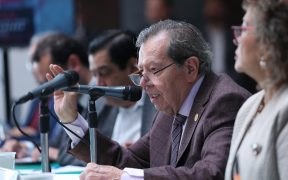 """Muñoz Ledo tacha de """"deleznable"""" el veto de Morena para su reelección como diputado"""