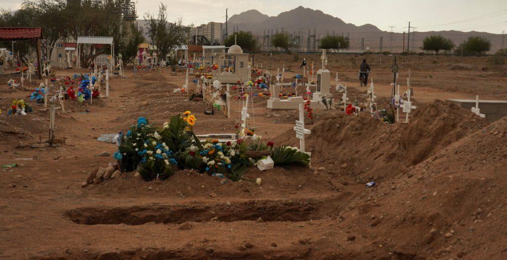 México alcanza los 201 mil 826 muertos por Covid; hay 2 millones 227 mil casos positivos