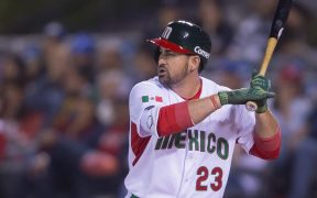 Adrián González también busca ir a los Juegos Olímpicos de Tokio. Foto: Mexsport