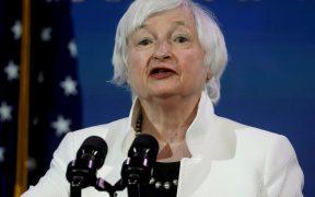 Yellen pide a legisladores elevar o suspender el límite de deuda de EU