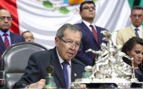 """Porfirio Muñoz señala que Delgado está """"acorralado por la justicia"""""""