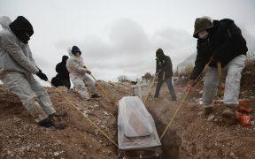 México acumula 202 mil muertes por Covid-19; reporta 797 decesos en un día