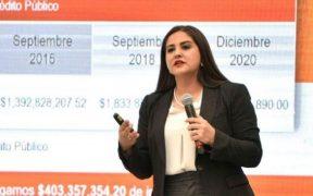 """""""Abres las piernas o las cierras"""": alcaldesa de Hermosillo critica a feministas que defienden el aborto legal"""