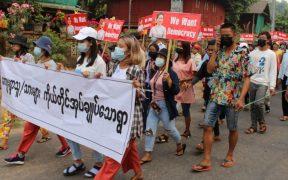 EU ordena salida de Birmania del personal estadounidense no esencial