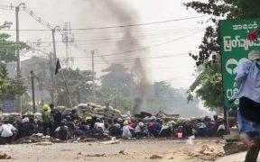 Se acelera el éxodo de extranjeros en Birmania por la violencia militar