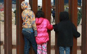 EU estima la llegada de 184 mil niños migrantes a la frontera este año