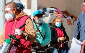 México supera los 2 millones 238 mil contagios de Covid-19