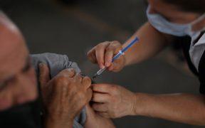 Aplicación de segunda dosis de vacuna a adultos mayores de CDMX comenzará el 12 de abril
