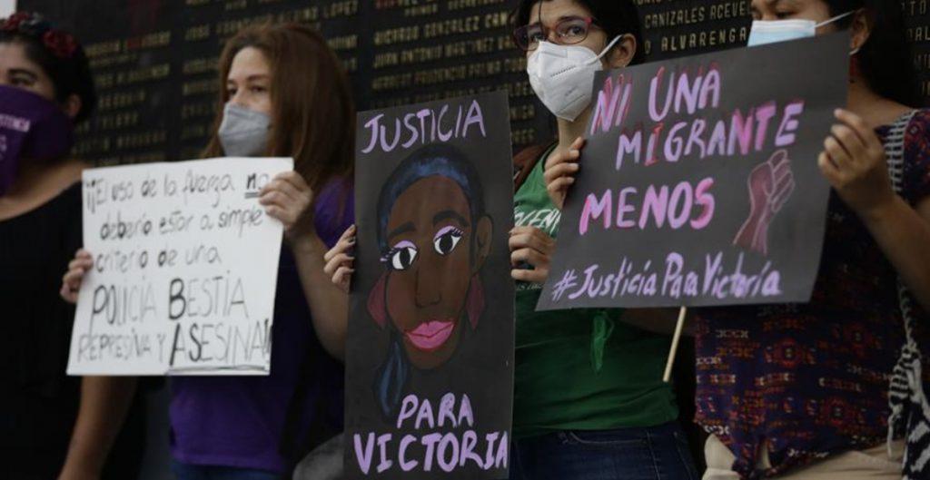 Vinculan a proceso a la pareja de Victoria Salazar, acusado de abuso sexual de una de sus hijas