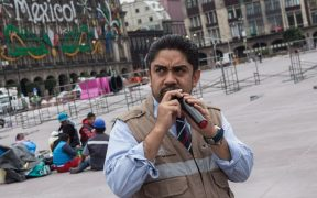 Interpol localiza en España a Edgar Tungüi, excomisionado para la reconstrucción de CDMX