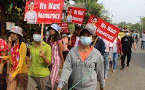 Cortan el internet inalámbrico en Birmania por órdenes del ejército