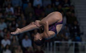 Paola Espinosa quedó fuera de Tokio 2020. (Foto: Mexsport).