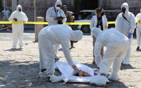 Asesinan a ocho personas durante enfrentamiento en Aguililla, Michoacán