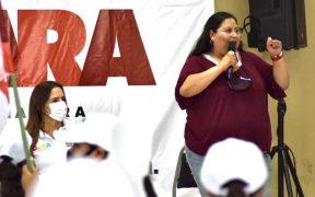 Secretaria de Morena llama al PT a reconsiderar postulación de Toledo