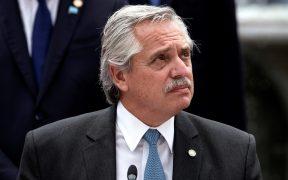 Alberto Fernández, presidente de Argentina, da positivo a Covid-19