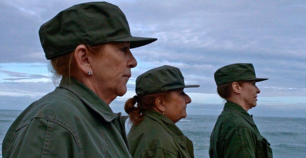 'Nosotras también estuvimos', el documental sobre tres mujeres que participaron en la Guerra de las Malvinas